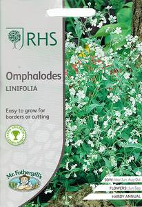 Bilde av Kjærminne - Omphalodes linifolia