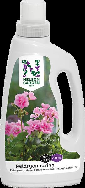 Plantenæring Pelargonia, 750 ml