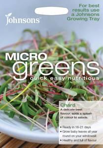 Bilde av Micro Greens, Mangold Bright Lights