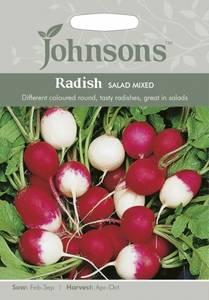 Bilde av Reddik 'Salad Mixed' - Raphanus sativus