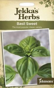 Bilde av Basilikum 'Sweet' - Ocimum basilicum