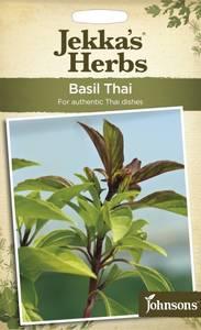 Bilde av Basilikum 'Thai' - Ocimum basilicum