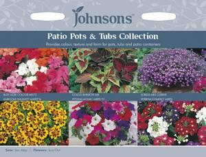 Bilde av Kolleksjon, blomsterkasse og potter