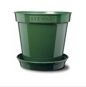 Bilde av Plastpotte 18 cm, grønn