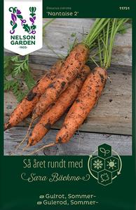 Bilde av Gulrot, Høst/Vinter- 'Rothild', Organic