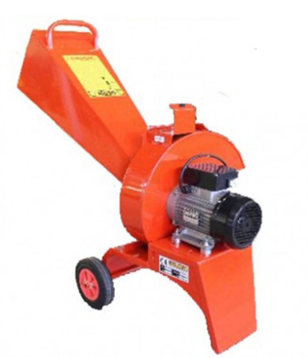Caravaggi Elektrisk Flishugger BIO 55