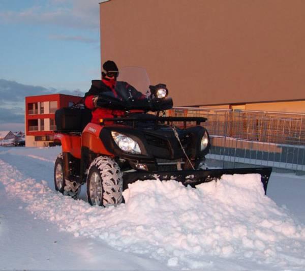 Bilde av Rykov ATV Snøskjær 140 cm