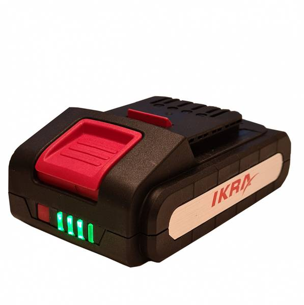 Bilde av IKRA Batteri 20V, 2A