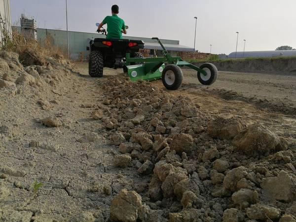 Bilde av GEO ATV Planeringsskjær