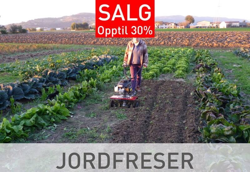 Jordfreser billig tilbud salg