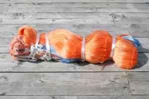 Bilde av Toggegarnbus (orange/blå)