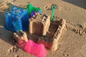 Bilde av Strandlekesett Sandslott