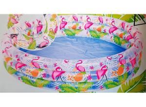 Bilde av Badebasseng Flamingo