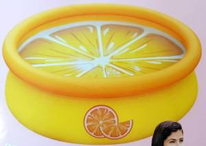 Bilde av Badebasseng appelsing