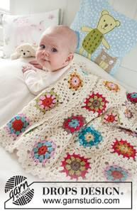 Bilde av Granny's Little Girl by DROPS Design