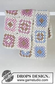 Bilde av Granny's Hugs by DROPS Design