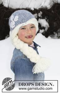 Bilde av Princess Snowflake by DROPS Design
