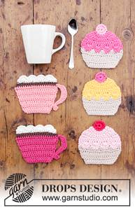 Bilde av Breakfast Cupcakes by DROPS Design