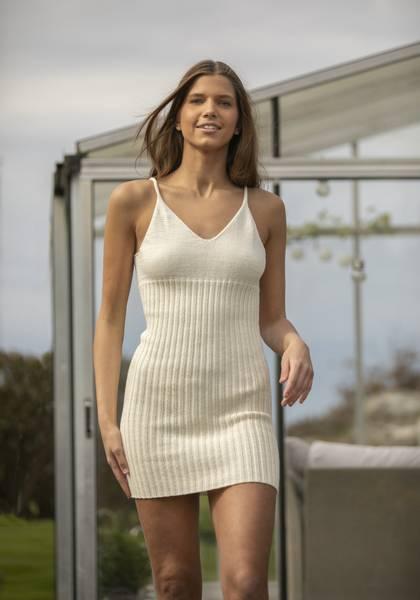 """2125-3 """"Nano"""" -kjole. VIKING GARN"""