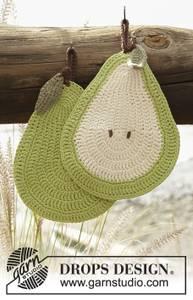 Bilde av Quite a Pear! by DROPS Design