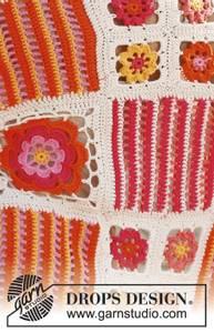 Bilde av Orange Blossom by DROPS Design