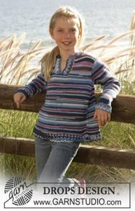 Bilde av Addi's Sweater by DROPS Design