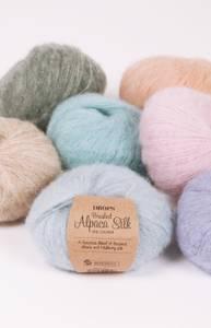 Bilde av Brushed Alpaca Silk - Drops