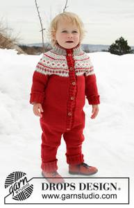 Bilde av Miss Pantsy-Pants by DROPS Design