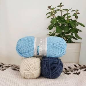Bilde av Peruvian Highland Wool