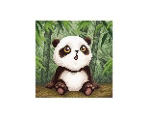 Bilde av Baby panda kit 20x20cm