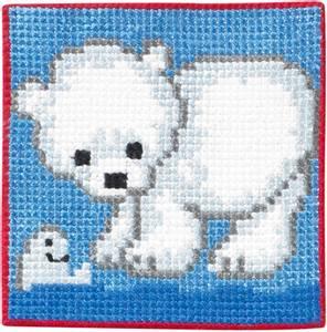 Bilde av Kits for kids Isbjørn
