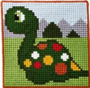 Bilde av Kits for kids Skilpadde