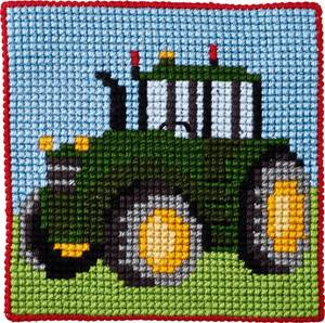 Bilde av kits for kids Traktor