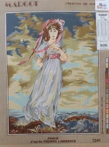 Bilde av Dame i vinden