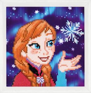 Bilde av Frozen Anna 22x22 cm