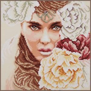 Bilde av Enchanting Eyes 35x35 cm