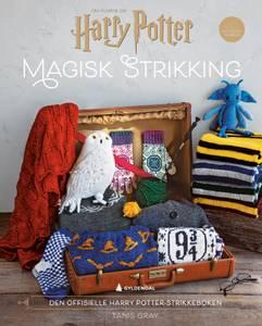 Bilde av Harry Potter magisk strikking