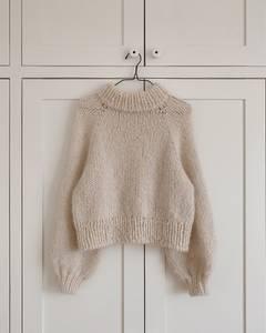Bilde av PetiteKnit Lousiana sweater str xs - L