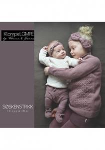 Bilde av KLOMPELOMPE SØSKENSTRIKK