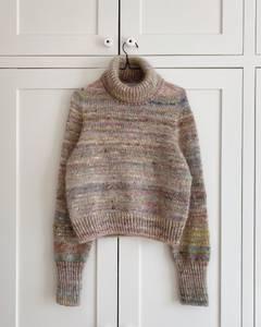 Bilde av PetiteKnit Terrazzo sweater Str XS - XL