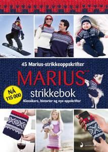 Bilde av Marius Strikkebok