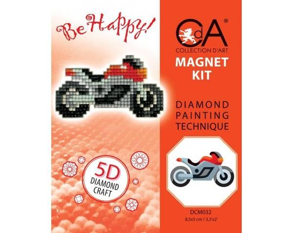 Motorsykkel Magnet kit