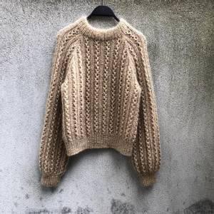Bilde av KFO Vaffelsweater str XS - L
