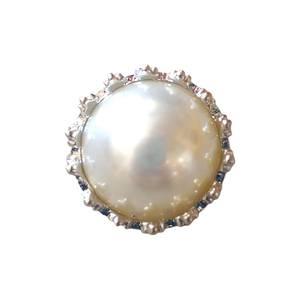 Bilde av Perle krone 21mm