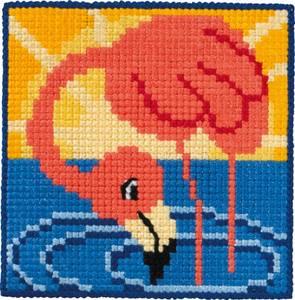 Bilde av Kits for kids Flamingo