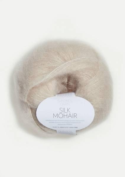 Sandnes Silk mohair