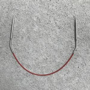 Bilde av ChiaoGoo Knit Red 30cm rundpinne