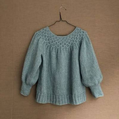 200 Smuk Smock Sweater Camarose