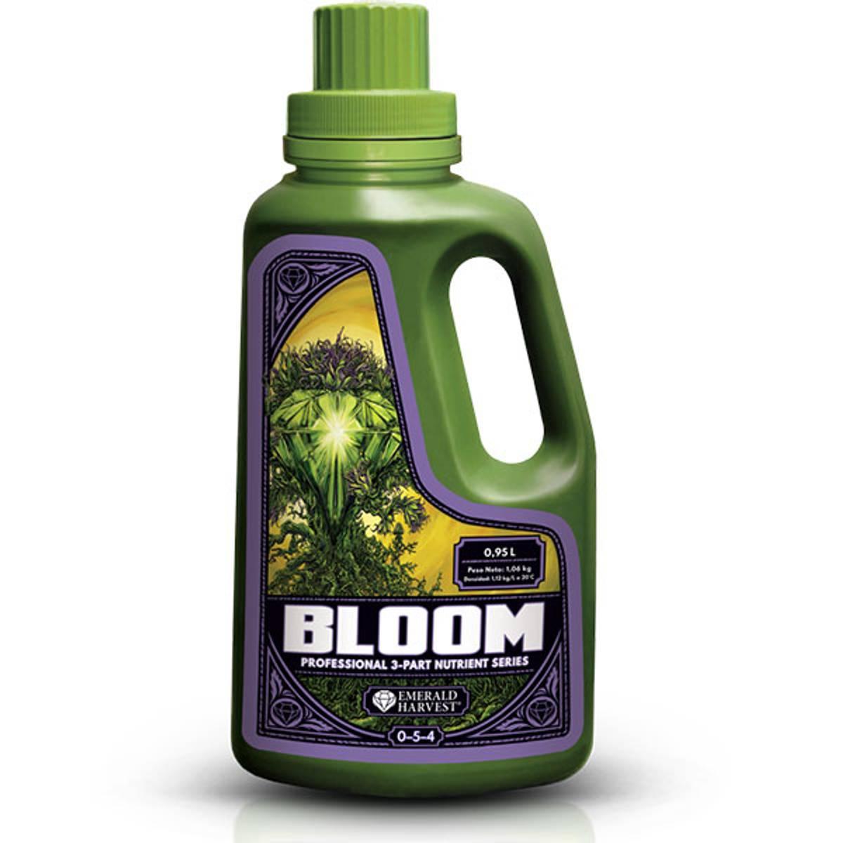 Bloom 0,95 L, Emerald Harvest