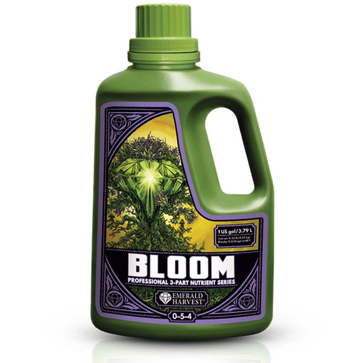 Bloom 3,79 L, Emerald Harvest